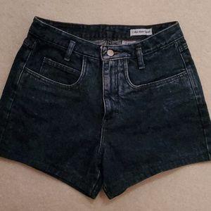 Vintage Calvin Klein Sport Jean Shorts